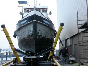 Photo of HERMES SLB ship