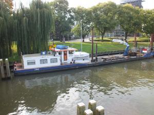 Photo of LINGE ship