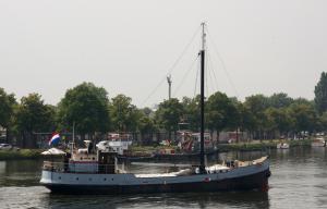 Photo of ERO ship