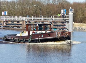 Photo of ELISE 1 ship