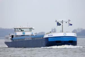 Photo of MER-BLUE ship
