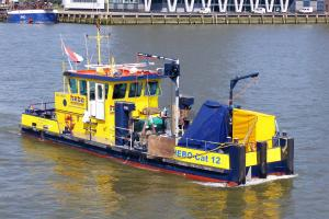 Photo of HEBO-CAT 12 ship