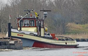 Photo of ANTJE ship