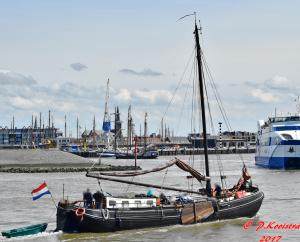 Photo of ZWARTE RUITER ship