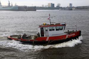 Photo of GYAS ship