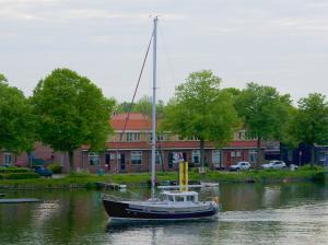 Photo of BLAUWE RUIS ship