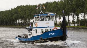 Photo of DIRK II ship