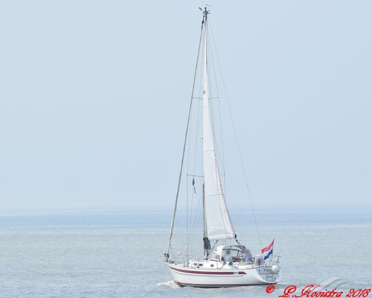 Φωτογραφία του πλοίου MMSI 244820633