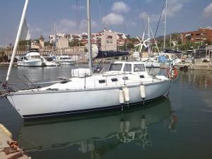 Photo of BLAU U SOLO SAILING ship