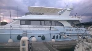 Photo of SELENA ship