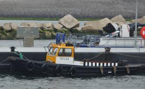 Photo of RVE43 ship