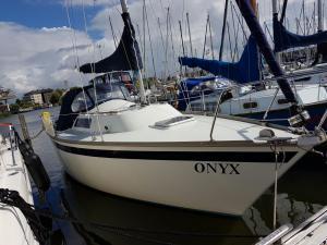 Photo of ONYX ship