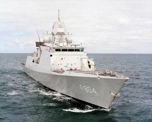 Photo of HNLMS DE RUYTER ship