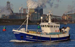 Photo of UK242 KLEINE JAN ship