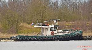 Photo of PIONIER ship