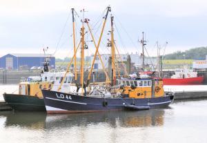 Photo of LO 44 ORKA ship