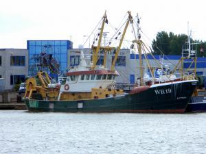 Photo of WR19 ESPADA ship