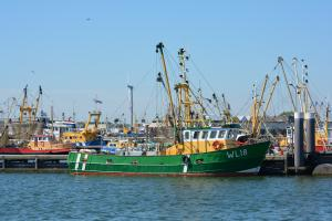 Photo of WL18 VRIJHEID ship