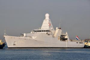 Photo of HNLMS FRIESLAND ship