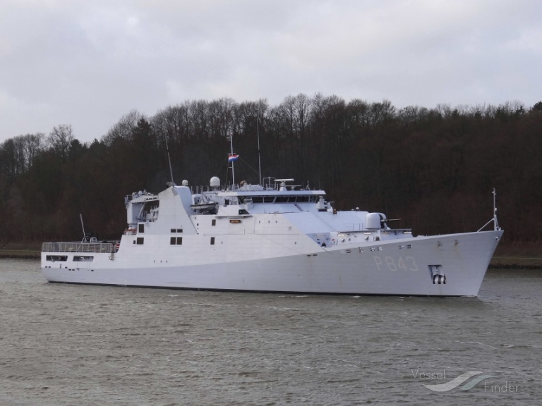 HNLMS GRONINGEN photo