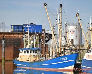 Photo of ZK23 SEMPER FIDELIS ship