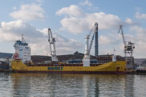 Photo of TRANSPORTER ship