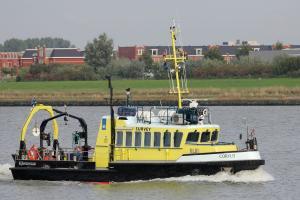 Photo of CORVUS ship