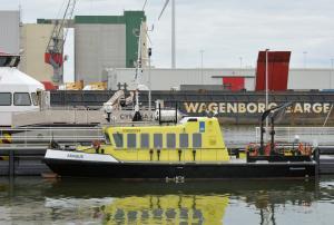 Photo of AMASUS ship