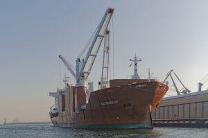 Photo of SLOTERGRACHT ship