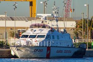Photo of CP 280 ship