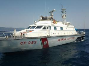 Photo of CP 283 ship