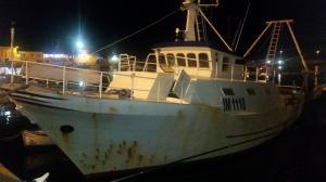 Photo of M E F CANNARSA ship