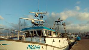 Photo of MONIA ship