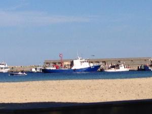 Photo of PADRE PIO II ship