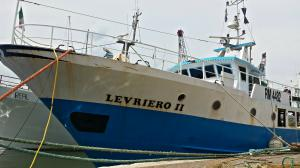 Photo of LEVRIERO II ship