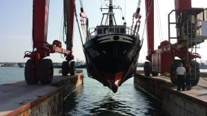 Photo of BRUNO ship