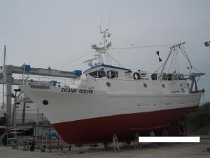Photo of ZICANA' ship