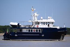 Photo of SINDA ship