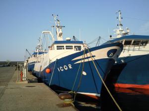 Photo of IGOR ship
