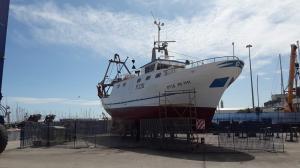 Photo of OTIS ship