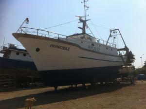 Photo of INVINCIBILE ship