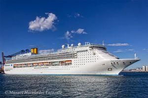 vessel photo COSTA VICTORIA