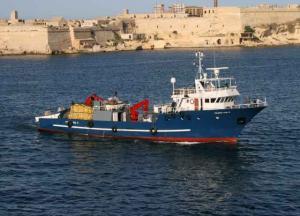 Photo of PADRE PIO P ship
