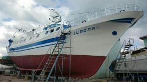 Photo of EUROPA ship