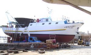 Photo of GALILEO ship