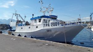 Photo of MP SIRIO ship