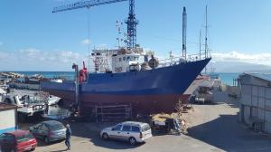 Photo of MP URAGANO ship