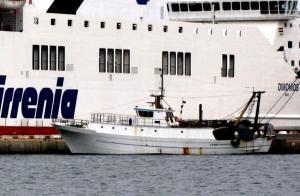 Photo of TRAMONTANA I ship