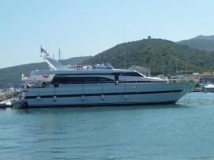 Photo of JEABA ship