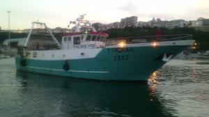 Photo of WALTER NATARELLI II ship
